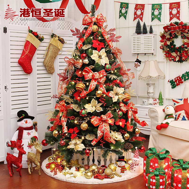 2015 merry christmas decoration tree packages 180cm for 180 degrees christmas decoration