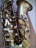 Henry Reference Replica Selmer 54 Saxophone Eb Be Alto Sax E Flat Brass Alto Saxophone Green