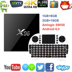 X96 android 6 0 tv box amlogic s905x max 2gb ram 16gb rom quad core wifi.jpg 250x250