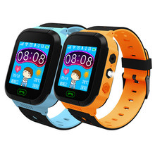 Q528 GPS Smart Watch with Camera Flashlight Baby Watch SOS Call Location Device Tracker for Kid Safe SmartWatch PK Q100 Q60 Q50(China)