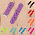 Universal Silicone Smart Watchband 20mm For Garmin Forerunner Replacement 230/235/630/220/620/735