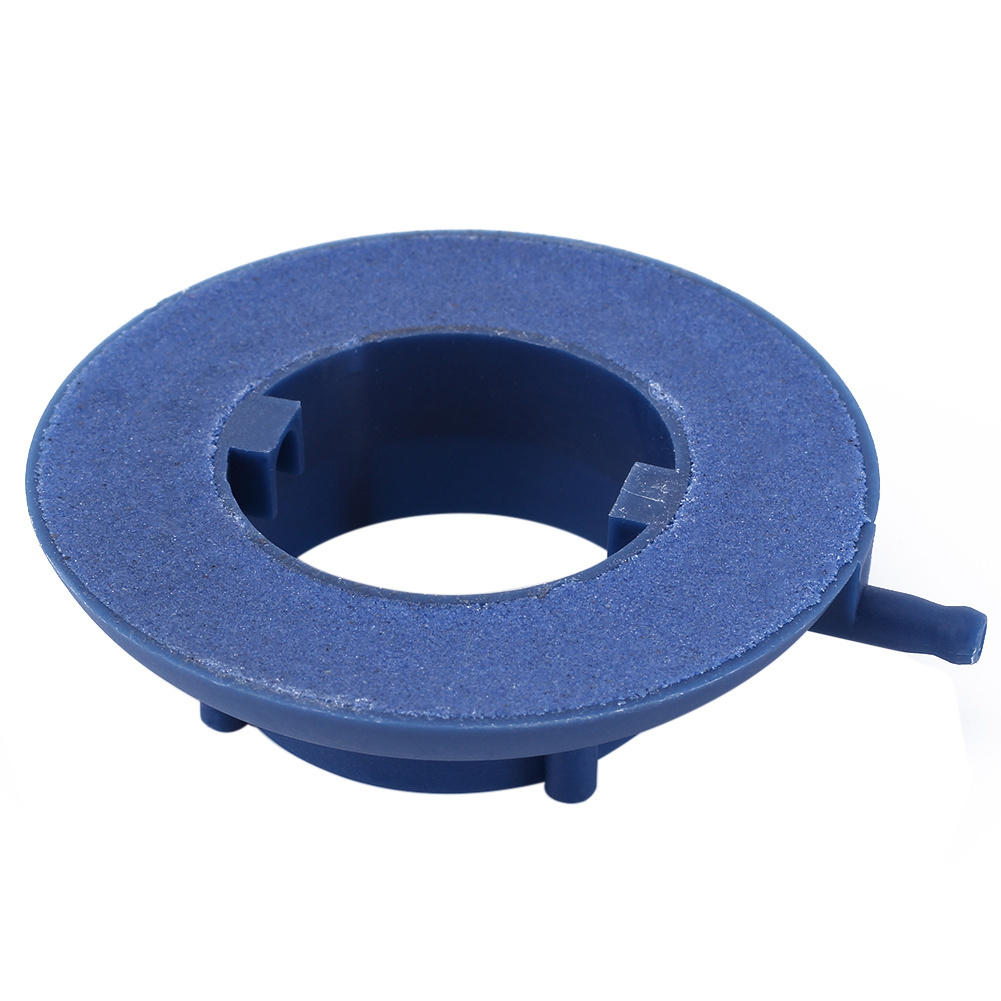 2017 Aquarium Bubble Air Stone Aerator Aeration Round Ring Blue ...