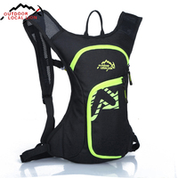 2017 Waterproof Bicycle Backpack Outdoor Climbing Cycling Camping Sport Water Bladder Hydration Backpack Camelback Bike Bags
