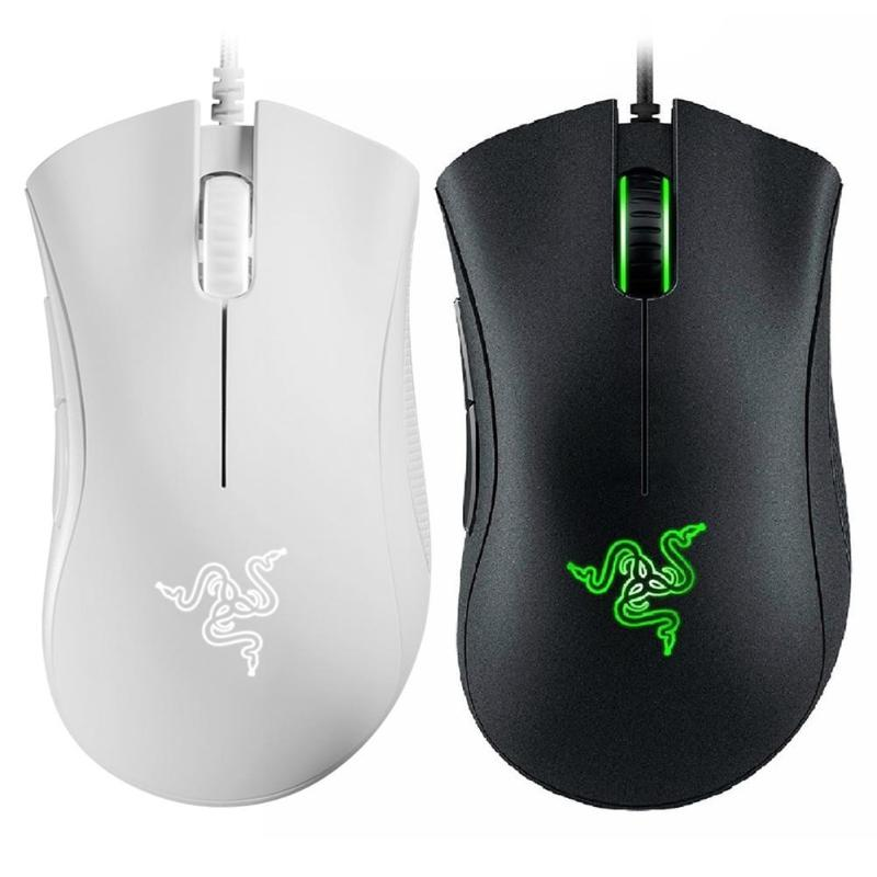 Razer DeathAdder Essential USB Wired Gaming Mouse 5 Programmable Buttons 6400 DPI Optical