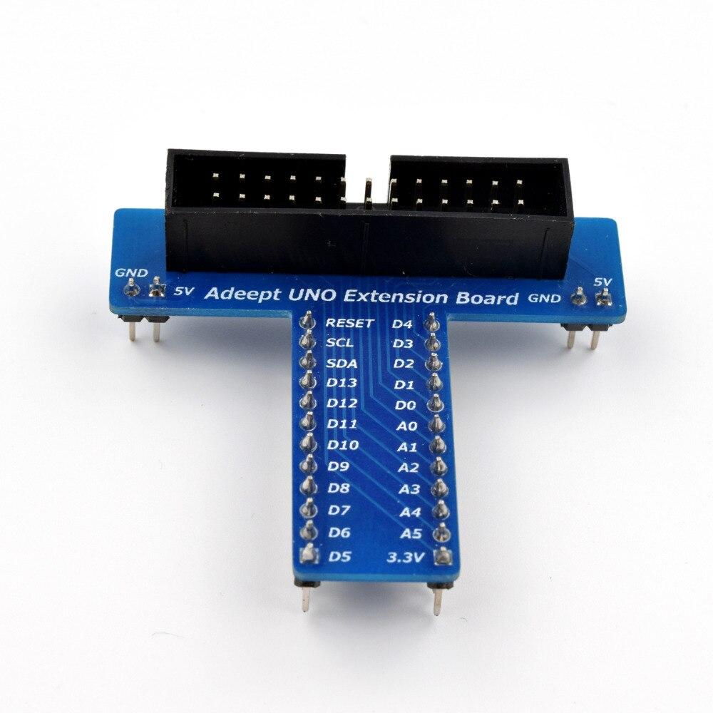 Adeept New Arduino прототиптік прототиптік - Смарт электроника - фото 6