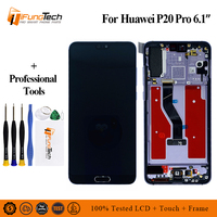For Huawei P20 Pro LCD Display Touch Screen Digitizer Assembly For Huawei P20 Pro Plus LCD CLT L09 L29 AL01 Screen Replacement