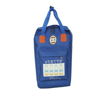 Child girl bag Portfolios for school for teenage girls Women Teenage Girl Boy Zipper Backpack School Bags Fashion 2017 New #2