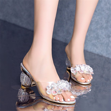 2019 Summer Shoes Woman Dress Shoes Bling Weddging Shoes Wom