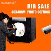 40 40 40CM LED Photo Studio Softbox Shooting Light Tent Soft Box Kit Soft Box Mini