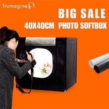 40*40*40CM Fotografia Lightbox Photo Studio Softbox Shooting Light box Soft Box Kit Soft Box Mini Photography Lightbox цена 2017
