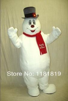 MASCOT sněhulák maskot Maskot kostým zvyk anime cosplay sady mascotte téma maškarní kostým karneval kostým