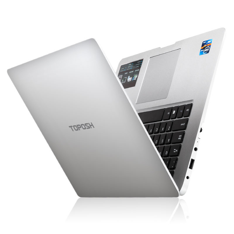 """זמינה עבור לבחור לבן 8G RAM 128g SSD 1000g HDD Intel Pentium 14"""" N3520 מקלדת מחברת מחשב ניידת ושפת OS זמינה עבור לבחור (2)"""