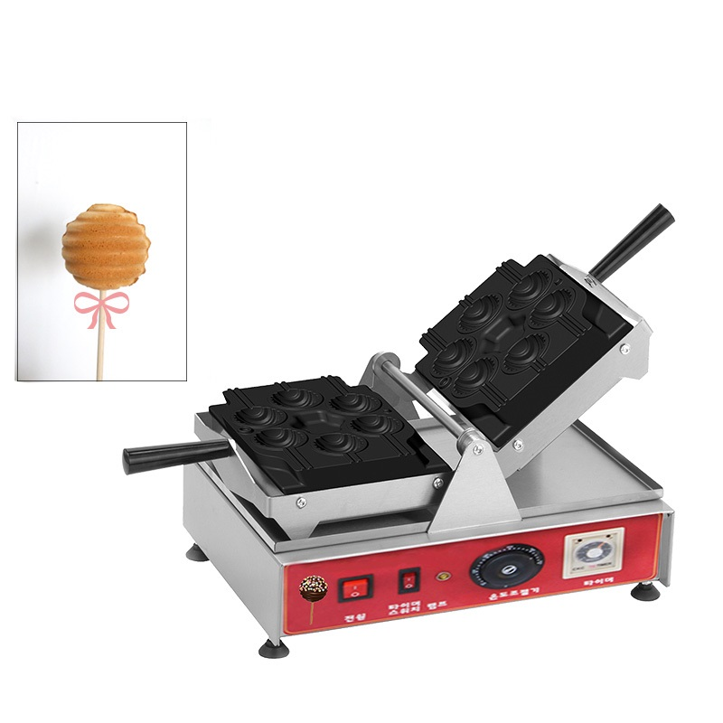 Electric cake pop maker mini and new stainless steel cake pop maker Lollipop cake pop stand maker twist pop molds sticks waffle