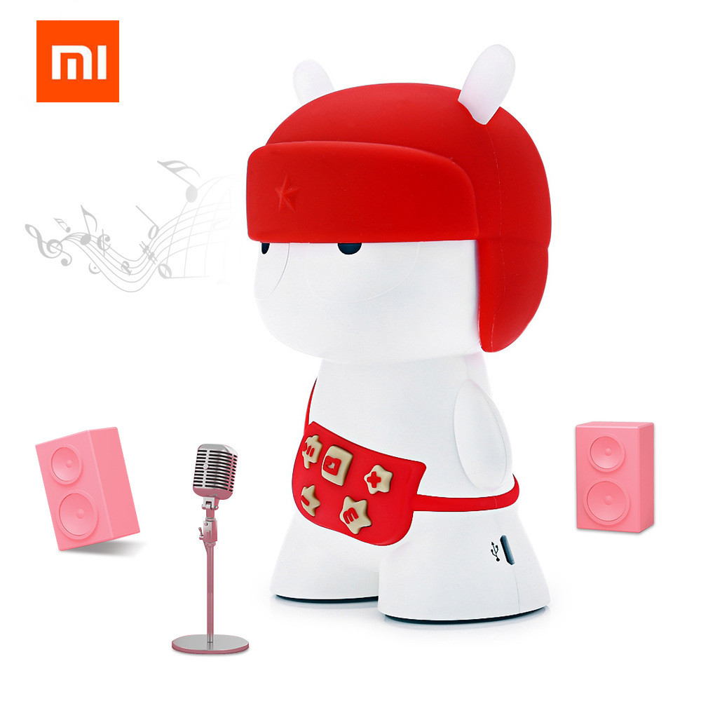 Table Speaker Card Inserts 4: Aliexpress.com : Buy Original Xiaomi MINI Rabbit MItu