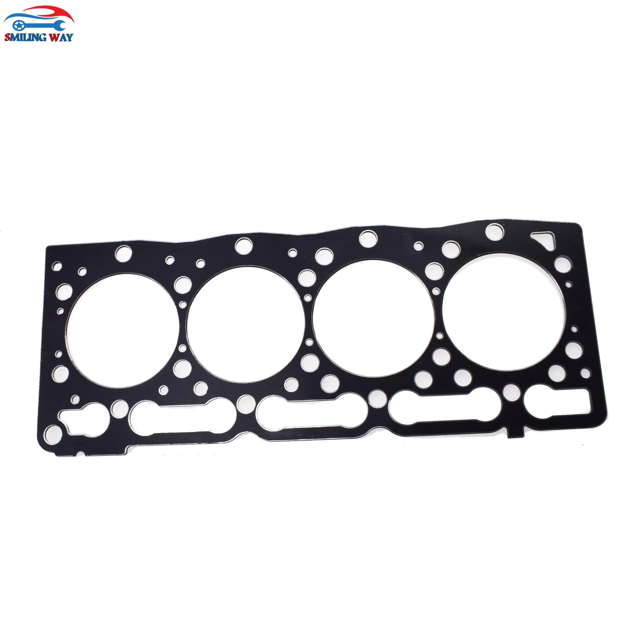 medium resolution of smiling way engine head gasket for kubota v1505 oe kbrv1712gh 16394 03310 in cyl head valve cover gasket from automobiles motorcycles on