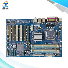 For Gigabyte GA-P43T-ES3G Original Used Desktop Motherboard P43T-ES3G For Intel P43 Socket LGA 775 DDR3 ATX On Sale