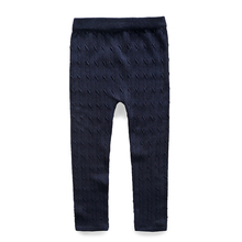 YiErYing  Baby Leisure Pants Infant Cotton Cozy Boy Girl Pure Colour Newborn Trousers