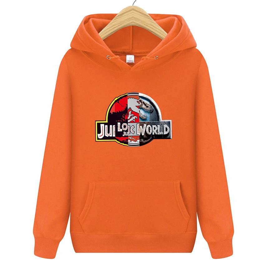 c738d7ac Flash Sale] Jurassic Park Sweatshirt Men Women Pullover ...