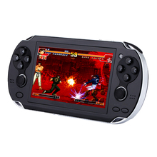 Handheld Retro Portable Video Game Console Gamepad 4.3 Inch 8GB Consola de videojuegos Support For PSP Game Camera Video E-book
