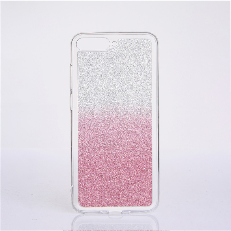 iPhone 8 7 Plus case cover shimmering powder ring holder tpu soft
