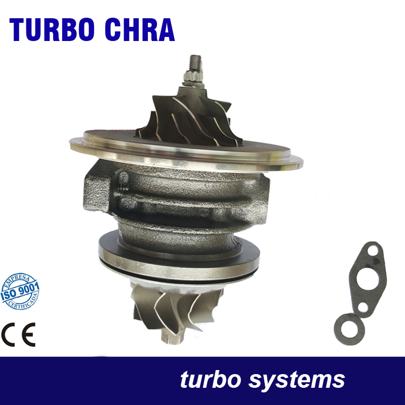 GT1544S 700830 turbocharger cartridge Turbo CHRA core For Renault Megane Scenic Laguna Espace Clio 1.9 dTi Motor: F9Q / F8Q turbo cartridge chra kp39 54399880027 54399700027 8200204572 8200578315 for renault kangoo megane 2 scenic ii modus k9k thp 1 5l