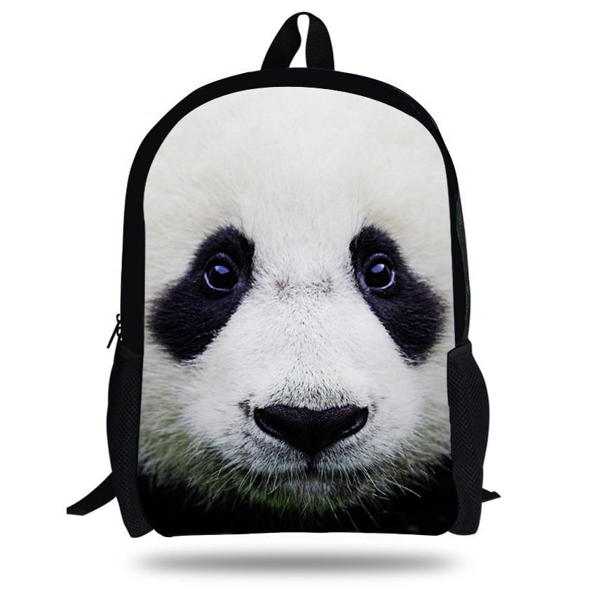 Scuola Bambini Boys Pollici Popolare Di Prints Sacchetto Per Mochila Ragazze Adolescenti Panda Zaino School Animal Bookbag Carino 7a910 7a912 wn6fPHBnq