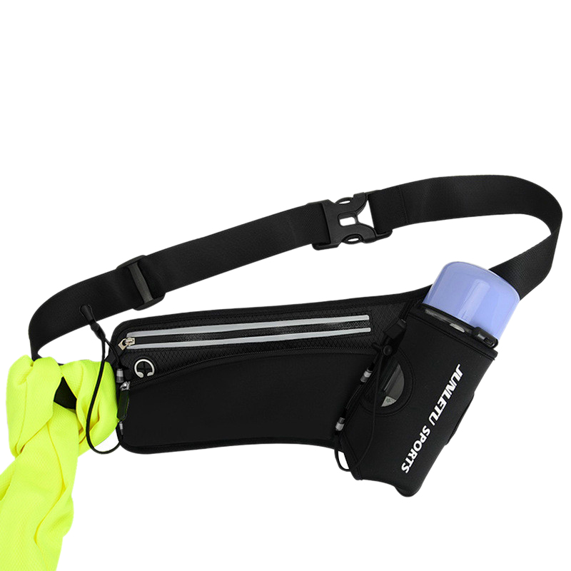 Outdoor Sports Pockets Large-Capacity Running Pockets Breathable Close-Up Bag Sports Bottle Pockets Outdoor Riding Hiking Pock