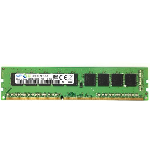 Samsung 2 ГБ 8 ГБ 4 ГБ кода коррекции ошибок DDR3 PC3 12800E 14900E 1600 МГц 1333 1866 МГц сервера desktop Memory 1600 1866 1333 МГц 8 Гб оперативная Память DIMM 4