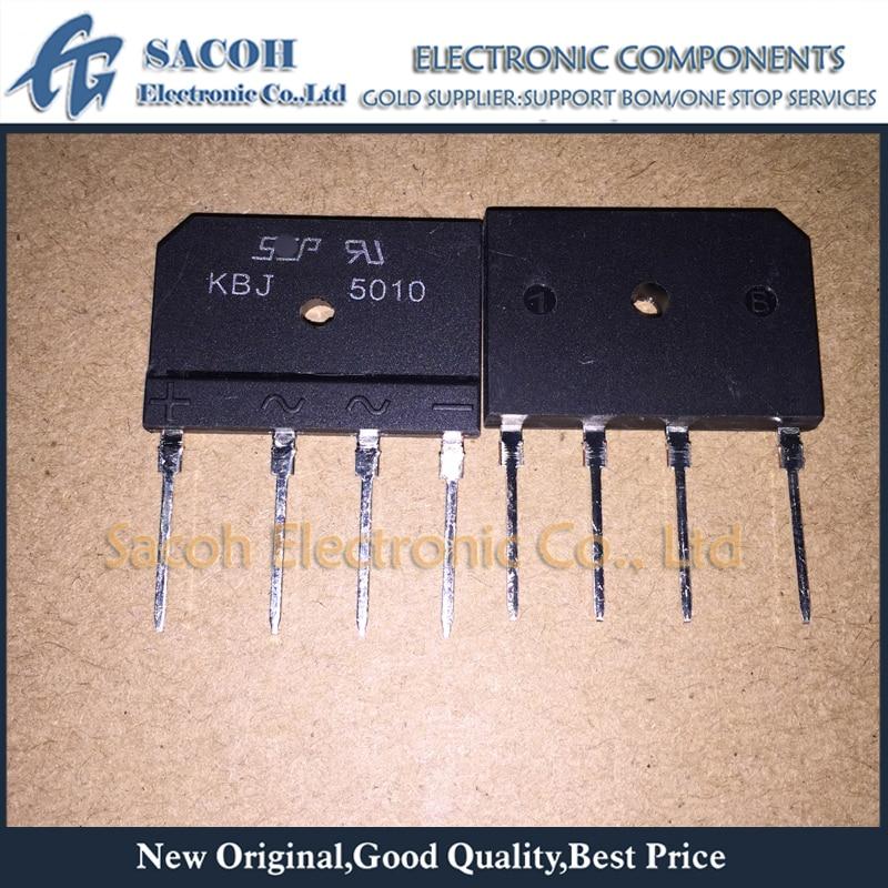5Pcs GBJ2510 2510 25A 1000V Single Phases Diode Bridge Rectifiers HU
