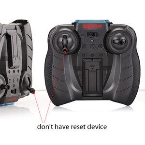 Image 4 - 100% Originale SYMA W25 2CH Coperta Piccolo RC Elettrico In Lega di Alluminio Drone Elicottero di Telecomando Infrangibile ragazzi giocattoli