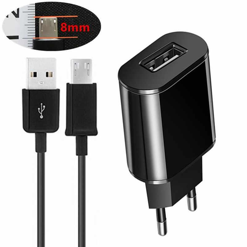 8mm długości Micro USB ładowarka akcesoria do ładowania USB dla Doogee X20/X10/S60/X30 strzelać 2/1 oukitel C8 C8 K3 Leagoo KIICAA Power