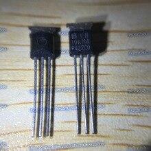 10 шт./лот VN10KM VN10K TO-92 N-канальный Повышение Режима МОП-Транзисторов