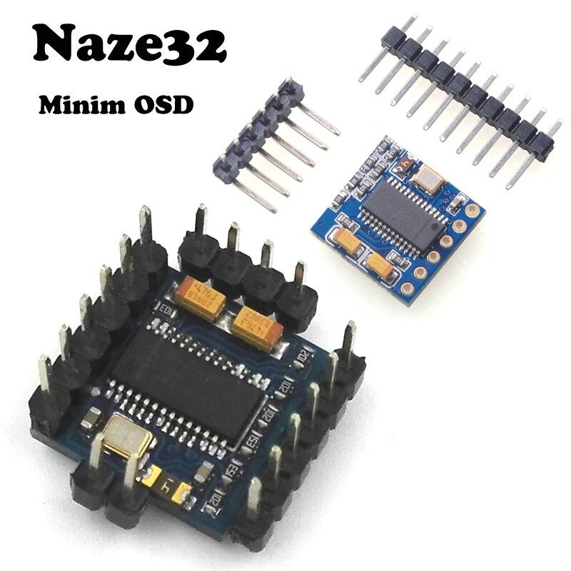 OCDAY MICRO MINIMOSD Minim OSD Mini OSD W/ KV TEAM MOD For APM PIXHAWK Naze32