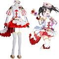 LoveLive! amor vivo niko yazawa nico birthstone conjunto nico dress cosplay disfraces de halloween disfraces de carnaval