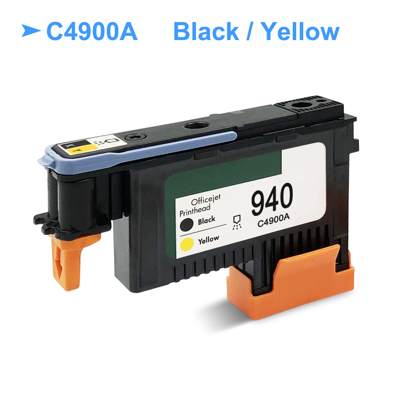 C4900A Ink Printhead HP 940 Black /& Yellow