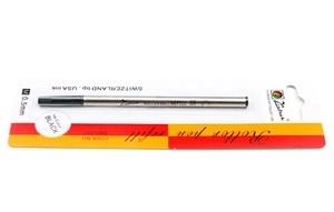 """Image 3 - פיקאסו Pimio שוויץ טיפ רולר כדור מילוי 0.5 מ""""מ 0.7 מ""""מ בורג סוג רולר עט מילוי שחור דיו מילוי 5 יח\חבילה"""