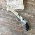Деревообрабатывающая ручная пила  Сменное лезвие  специальная сталь  сделано в Японии  отличная производительность