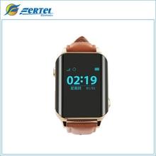 GPS Tracker Smart Watch For Elderly Support GSM/SIM card/ SOS Emergency Call Built-in Speaker Larger Screen Designed for Elderly