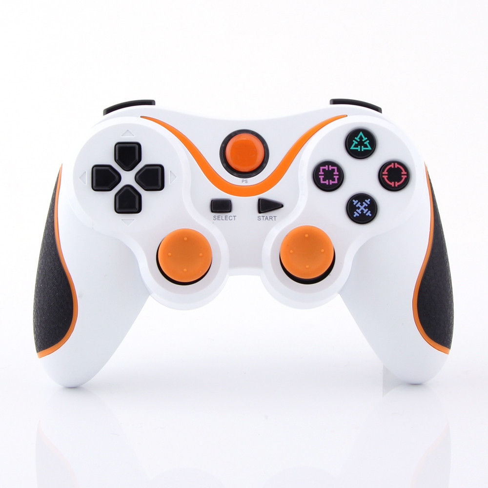 OSTENT Wireless Bluetooth Controller Gamepad Joystick for Sony PS3 Console Sixaxis Game