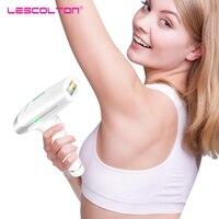 Lescolton T009 Laser Epilator IPL Hair Remover Permanent Hair Removal machine depilador a laser Bikini Underarm Hair trimmer