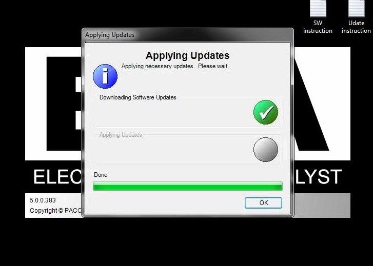 Электронный сервисный аналитик (ESA) 5.1.18331.3 + keygen unlock + new 2018 SW flash + Server Updates Программирование файлов для paccar