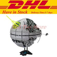 2016 New LEPIN 05026 UCS Star Wars Death Star 2 II Model Building Kit Minifigure Blocks Bricks Compatible Toys 10143