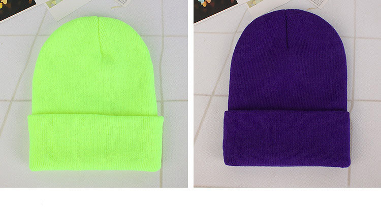 Winter Knit Beanies 12