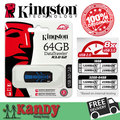 Kingston водонепроницаемый usb flash drive 3.0 флэш-накопитель 120 М 16 ГБ 32 ГБ 64 ГБ ударопрочный pendrive memoria usb caneta memory stick