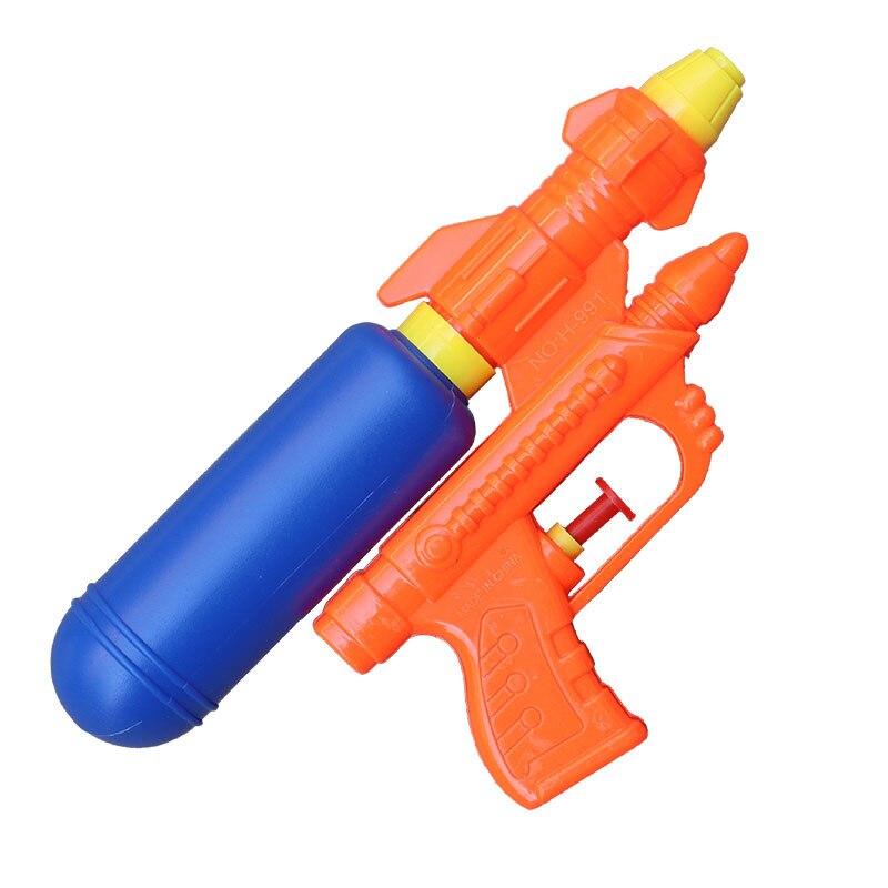 Summer Children Holiday Fashion New Blaster Water Gun Toy Kids Colorful Trigger Fight Beach Squirt Toy PistolSpray Water Gun Toy