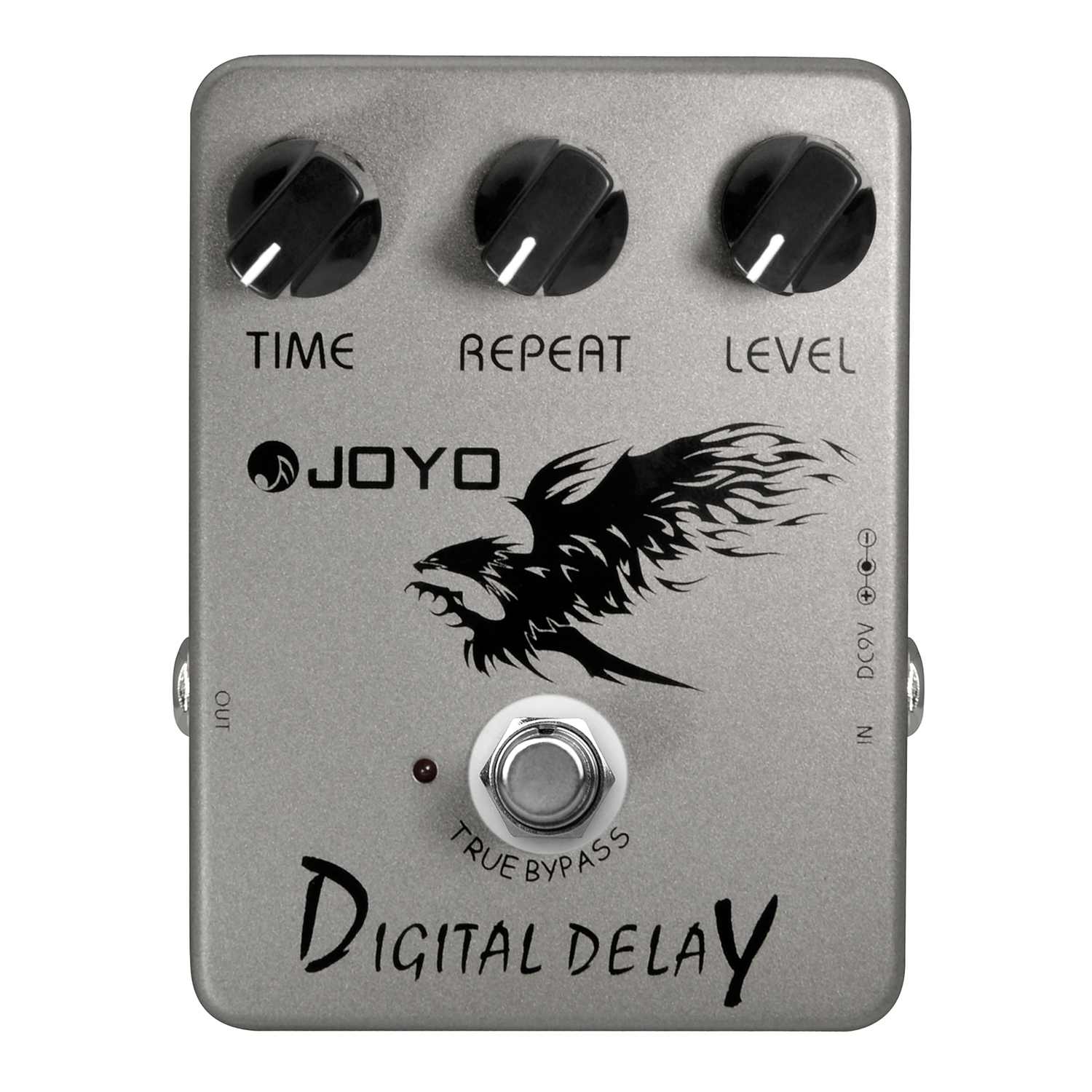 JOYO JF-08 Digital Delay Electric Guitar Effect Pedal True Bypass JF 08 jf