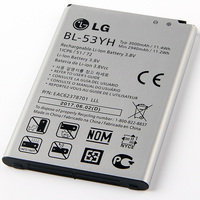 New Original LG BL 53YH Optimus G3 D830 D850 D851 D855 LS990 VS985 F400 LG G3