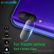 Back Camera suitable for Xiao mi redmi Note 7 5 6 Pro Mi 9 8 A2 screen protector to protect the red Mi Note 7 6 6A Pro glass(China)