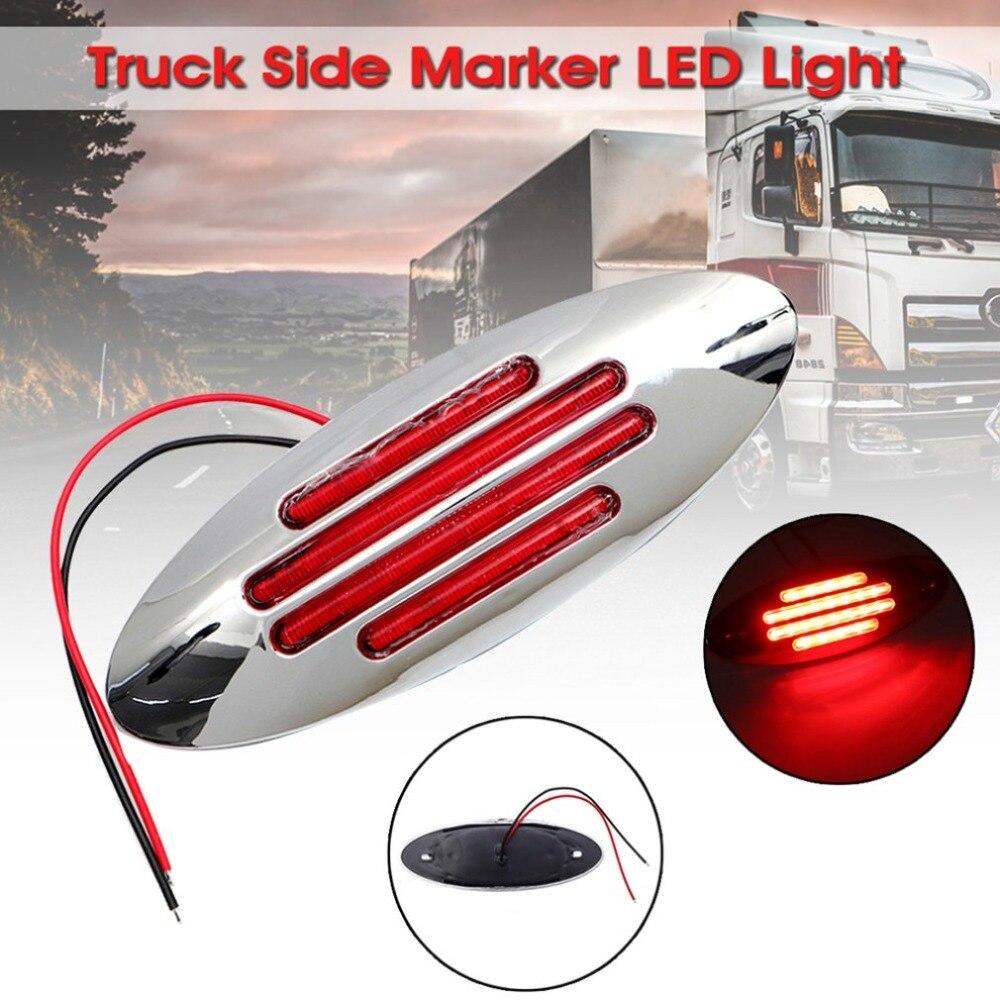 Le Guide léger a mené des pièces d'auto de lumière de Signal de camion de lampe voiture Led latérale de camion