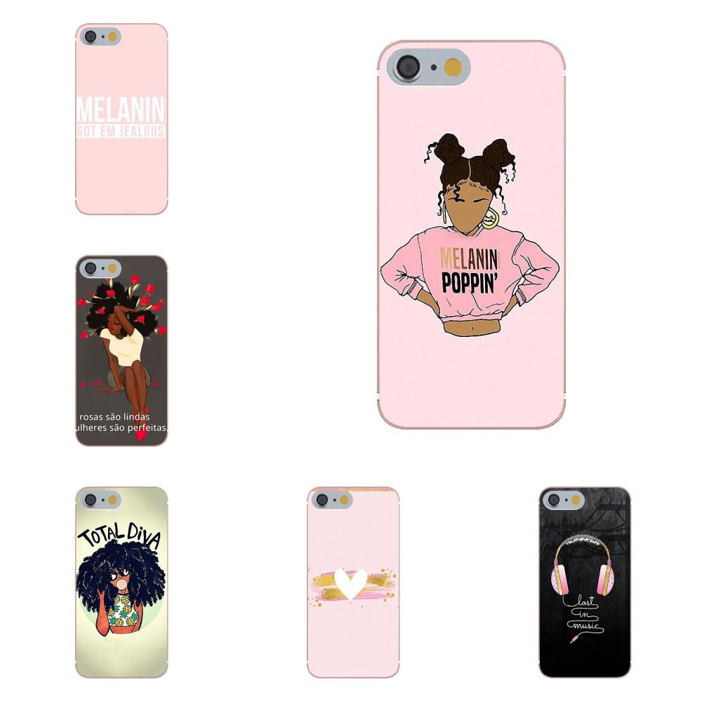 Baby & Toddler Clothing Tpwxnx Melanin Poppin Aba Tpu Cases Skin For Htc Desire 530 626 628 630 816 820 One A9 M7 M8 M9 M10 E9 Plus U11 For Moto G G2 G3 Let Our Commodities Go To The World